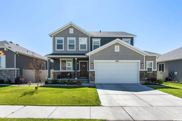 12081 S Tower Arch Ln, Herriman, UT 84096 (#1680700) :: Utah City Living Real Estate Group