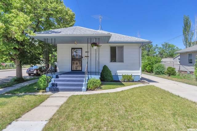 880 S Concord St, Salt Lake City, UT 84104 (#1680716) :: Big Key Real Estate