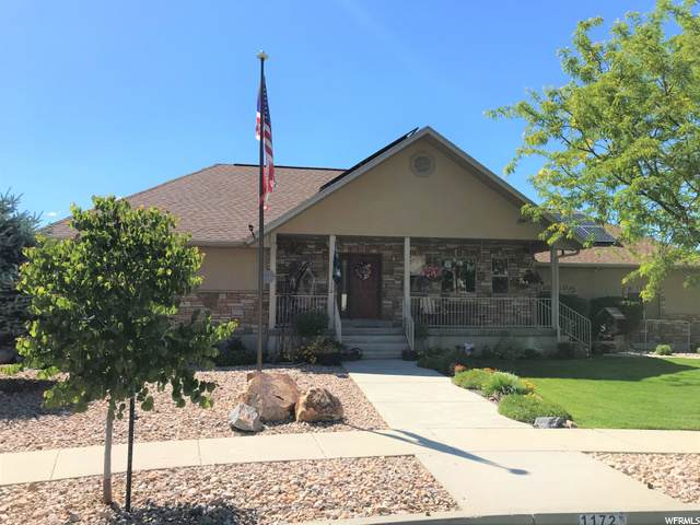 1172 S River Rock Rd, Spanish Fork, UT 84660 (#1680727) :: Doxey Real Estate Group