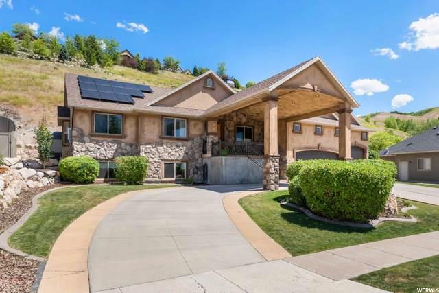 402 E Eagle Ridge Dr, North Salt Lake, UT 84054 (#1680728) :: Utah City Living Real Estate Group