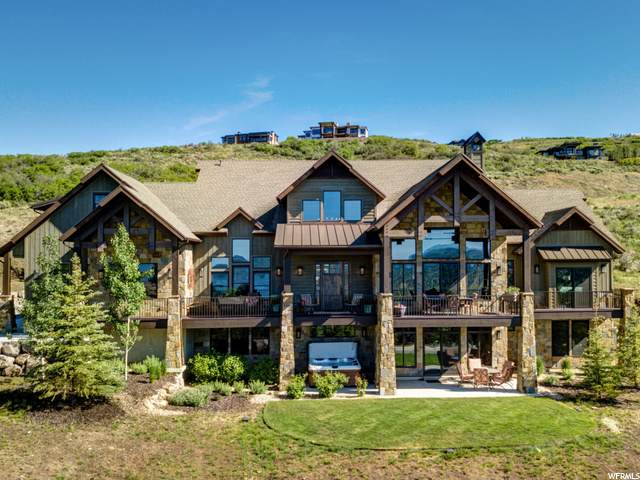 13324 N Deer Canyon Dr, Kamas, UT 84036 (#1680774) :: Berkshire Hathaway HomeServices Elite Real Estate