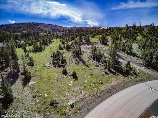 846 E Steam Engine Dr, Brian Head, UT 84719 (#1680775) :: Colemere Realty Associates