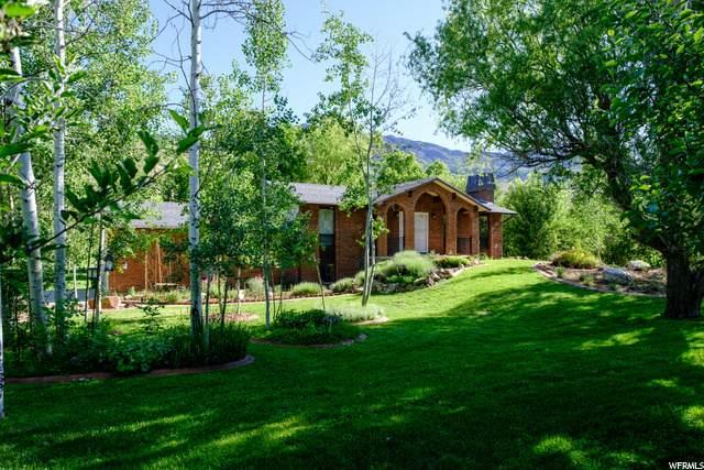 9818 E 200 S, Huntsville, UT 84317 (#1680852) :: Utah City Living Real Estate Group