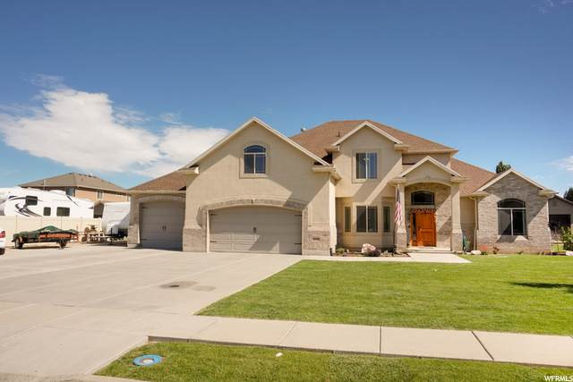 4360 W 1600 N, Plain City, UT 84404 (#1680898) :: Big Key Real Estate