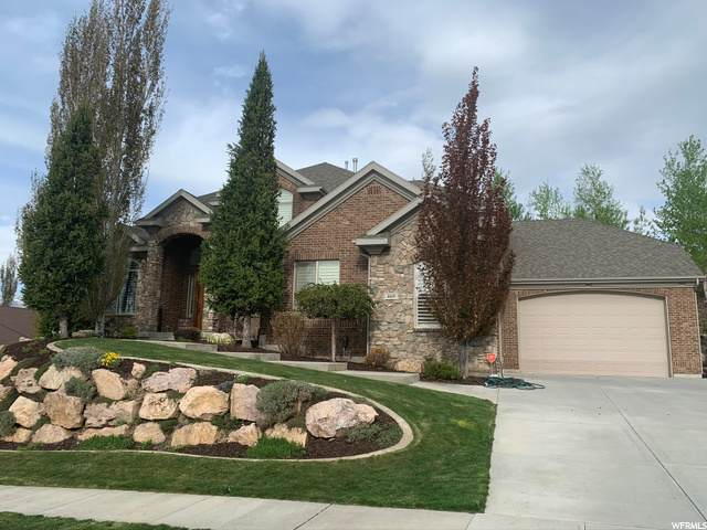 469 Hidden Ln, North Salt Lake, UT 84054 (#1680926) :: The Perry Group