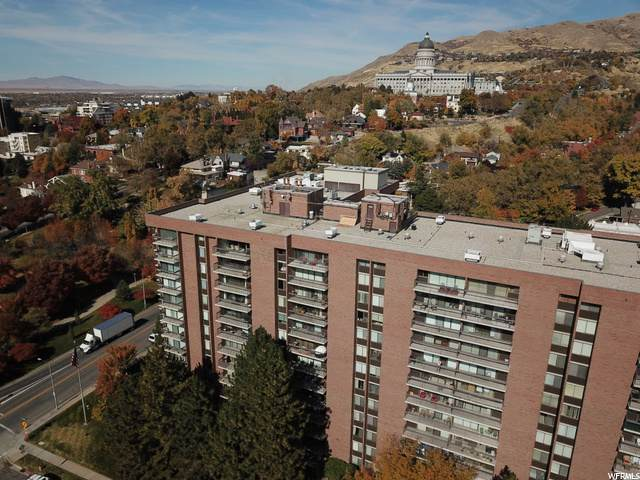 123 E 2ND Ave #706, Salt Lake City, UT 84103 (#1680950) :: goBE Realty