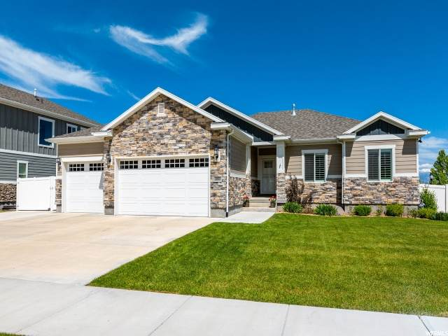 13693 S Jana Ct W, Herriman, UT 84096 (#1680955) :: The Fields Team