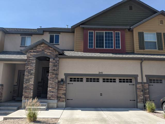 241 E Bridgewater Ln, Saratoga Springs, UT 84045 (#1680964) :: Utah City Living Real Estate Group