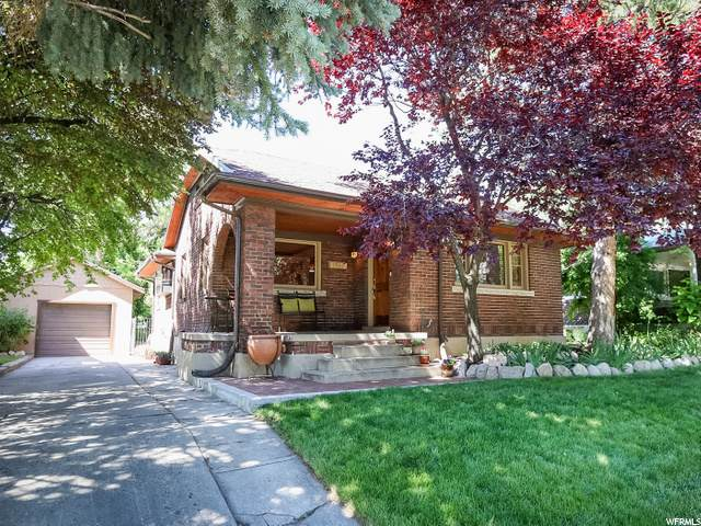 1269 E Malvern Ave, Salt Lake City, UT 84106 (#1680978) :: Bustos Real Estate | Keller Williams Utah Realtors