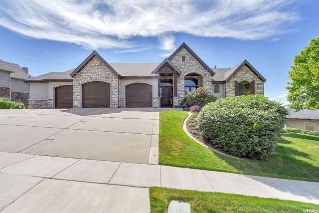 452 Hidden Ln, North Salt Lake, UT 84054 (#1681051) :: The Perry Group