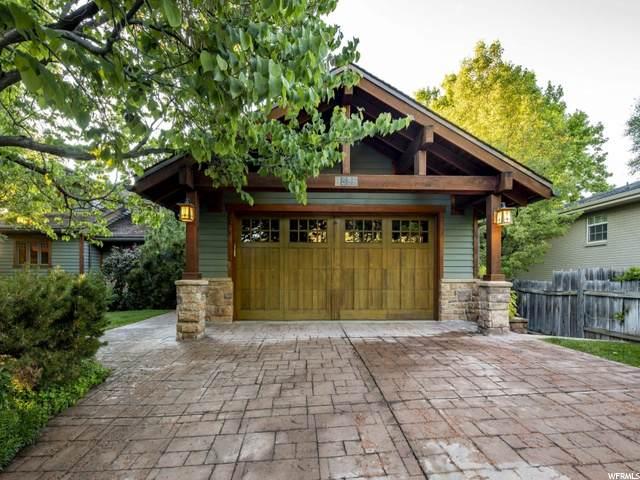 1354 S Ambassador Way, Salt Lake City, UT 84108 (#1681205) :: Big Key Real Estate