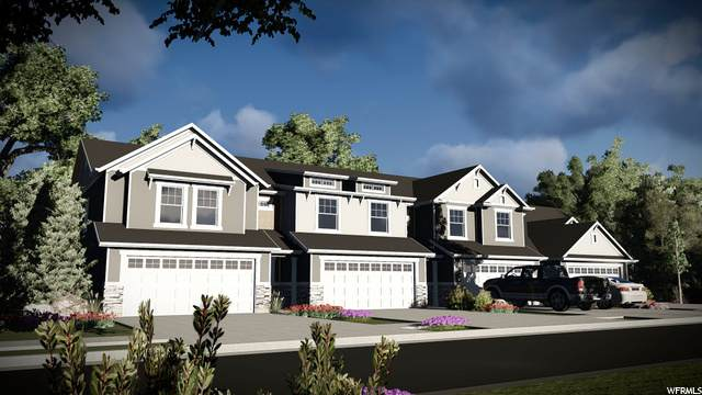 1012 W 40 N #15, Spanish Fork, UT 84660 (MLS #1681268) :: Lawson Real Estate Team - Engel & Völkers