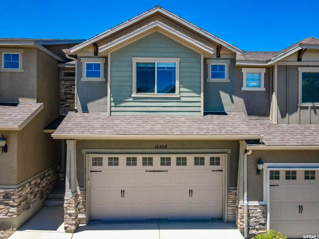 14468 S Edgemere Dr W, Herriman, UT 84096 (#1681290) :: REALTY ONE GROUP ARETE