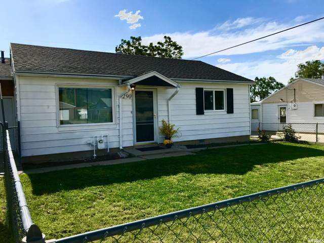 290 S 320 W, Tooele, UT 84074 (#1681315) :: Big Key Real Estate