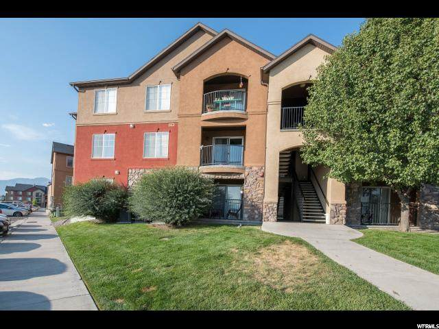 367 S 1000 W #103, Pleasant Grove, UT 84062 (MLS #1681318) :: Lookout Real Estate Group