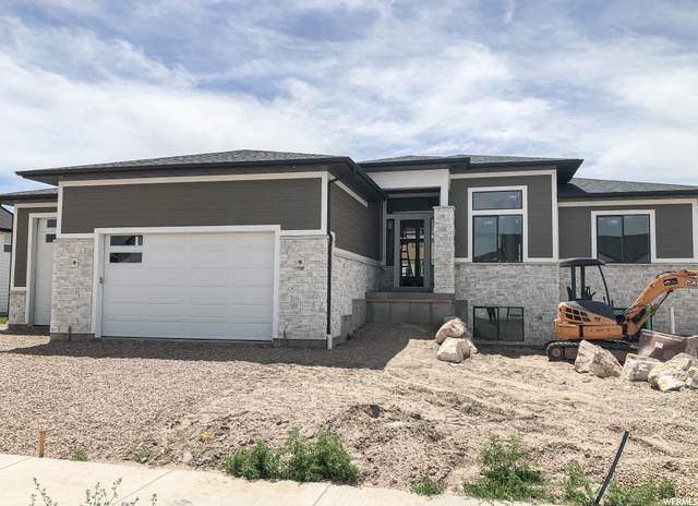 3523 W 2050 S, Syracuse, UT 84075 (#1681334) :: Doxey Real Estate Group
