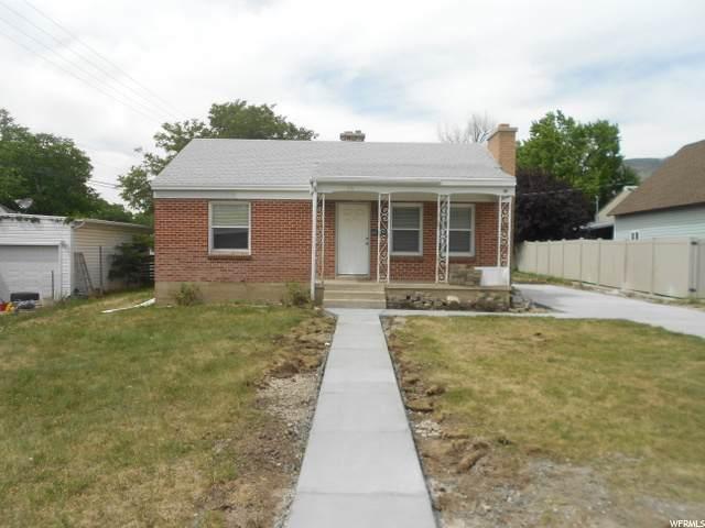 116 W 500 S, Brigham City, UT 84302 (#1681353) :: Gurr Real Estate