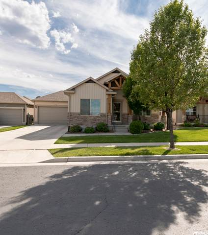 5263 W Ranches Park Ln S, West Jordan, UT 84081 (#1681390) :: goBE Realty