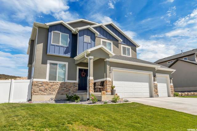 7698 N Weeping Cherry Ln, Eagle Mountain, UT 84005 (#1681422) :: The Perry Group