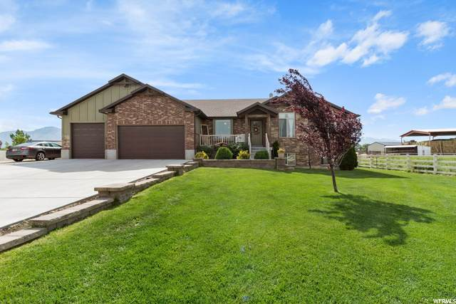1740 S 2650 W, West Haven, UT 84401 (#1681437) :: Red Sign Team