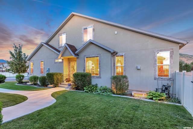 2942 E Somerset Village Way, Spanish Fork, UT 84660 (#1681440) :: Big Key Real Estate