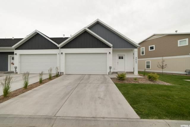 2445 S 1275 W, Logan, UT 84321 (#1681475) :: Bustos Real Estate   Keller Williams Utah Realtors