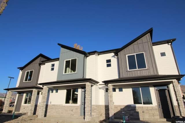272 E 1725 N #3, Logan, UT 84341 (MLS #1681516) :: Lookout Real Estate Group
