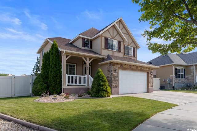 7061 W 8170 S, West Jordan, UT 84081 (#1681607) :: Utah City Living Real Estate Group