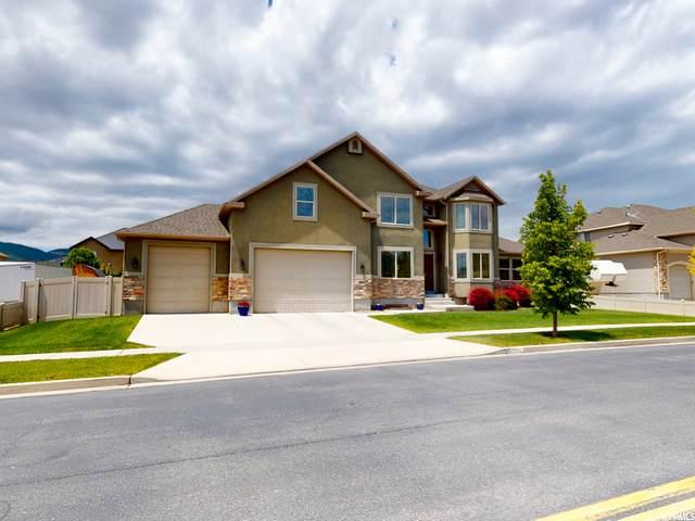 8074 S Cricket Ln W, West Jordan, UT 84081 (#1681608) :: Utah City Living Real Estate Group