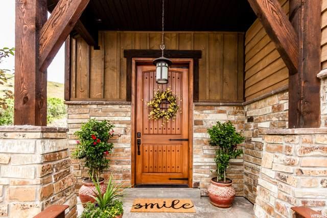 10302 N Rustler Ct, Hideout, UT 84036 (MLS #1681625) :: High Country Properties