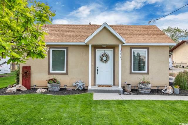 170 E 100 S, Santaquin, UT 84655 (#1681798) :: Utah City Living Real Estate Group