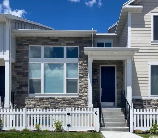 762 E 940 N #236, Layton, UT 84041 (MLS #1681817) :: Lookout Real Estate Group
