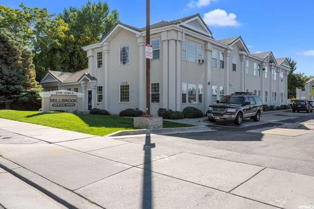 2120 E 3900 S A301, Salt Lake City, UT 84124 (#1681853) :: Pearson & Associates Real Estate