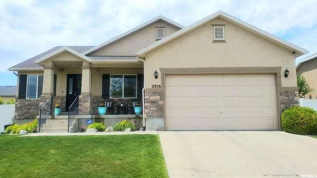 2956 S Hunter Mesa Dr W, West Valley City, UT 84128 (#1681880) :: Bustos Real Estate | Keller Williams Utah Realtors