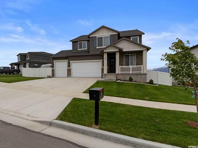 36 E Blue Heron Dr S #215, Saratoga Springs, UT 84045 (#1681891) :: Utah City Living Real Estate Group