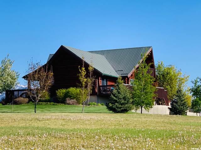 6875 N 400 W, Smithfield, UT 84335 (#1681927) :: Utah Best Real Estate Team | Century 21 Everest