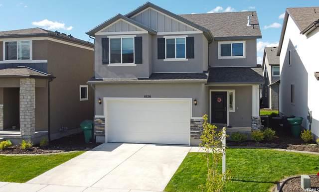 1026 W Coyote Gulch Way #150, Bluffdale, UT 84065 (#1681935) :: Powder Mountain Realty