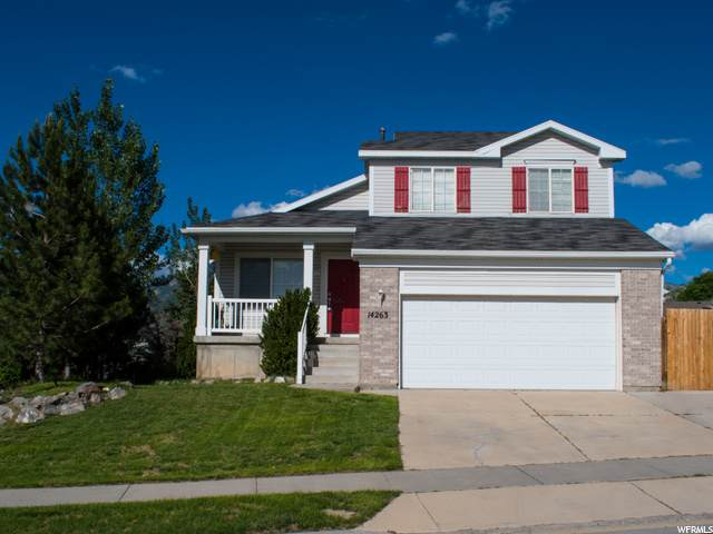 14263 S Wayfield Dr E, Draper, UT 84020 (MLS #1681960) :: Lookout Real Estate Group