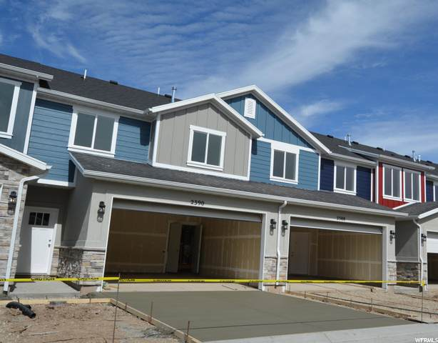 2394 W Leigh Ln S #25, West Haven, UT 84401 (MLS #1681988) :: Lookout Real Estate Group