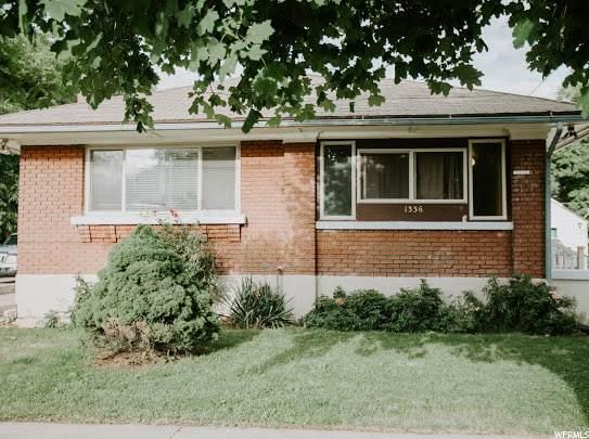1336 S Jefferson Ave E, Ogden, UT 84403 (#1681994) :: Red Sign Team
