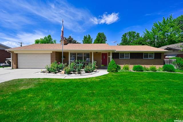 6442 S 1865 E, Salt Lake City, UT 84121 (#1682071) :: Utah City Living Real Estate Group