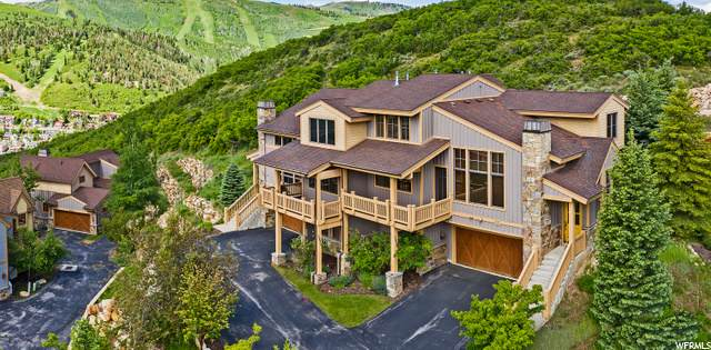 1235 Silver Oak Ct #9, Park City, UT 84060 (#1682072) :: Doxey Real Estate Group