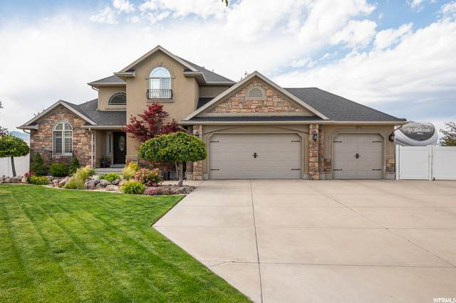 14166 S Desert Creek Cir, Herriman, UT 84065 (#1682104) :: The Perry Group