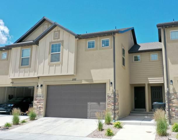 252 S 1800 E, Spanish Fork, UT 84660 (#1682126) :: Big Key Real Estate