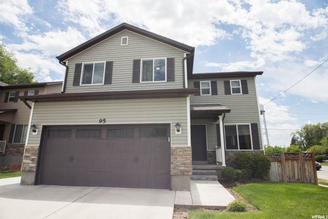 95 W Robert Ave S, South Salt Lake, UT 84115 (#1682138) :: Doxey Real Estate Group
