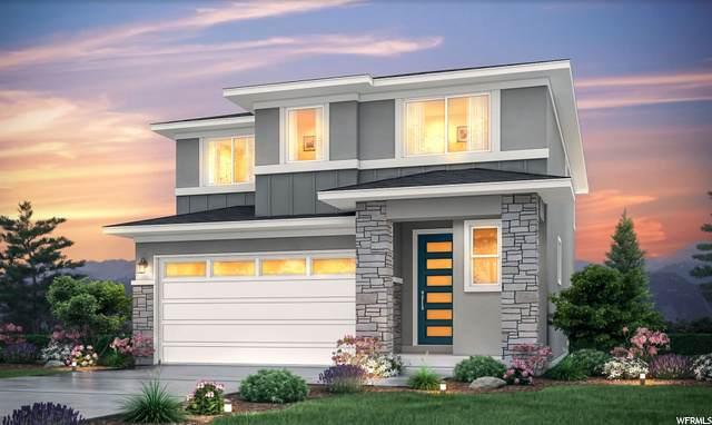 8711 S Park Slope Ln #32, West Jordan, UT 84088 (#1682150) :: Utah City Living Real Estate Group