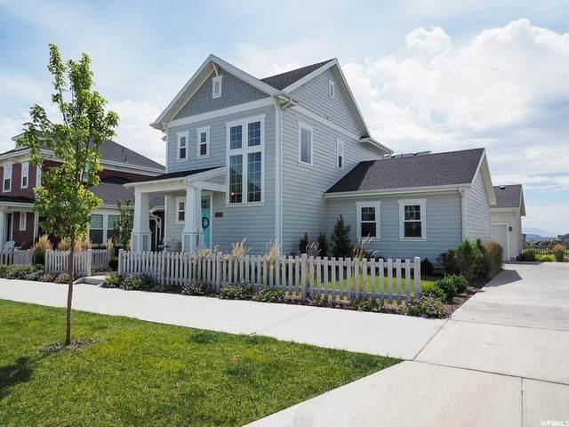 5179 W Dock St, South Jordan, UT 84009 (#1682195) :: Utah City Living Real Estate Group