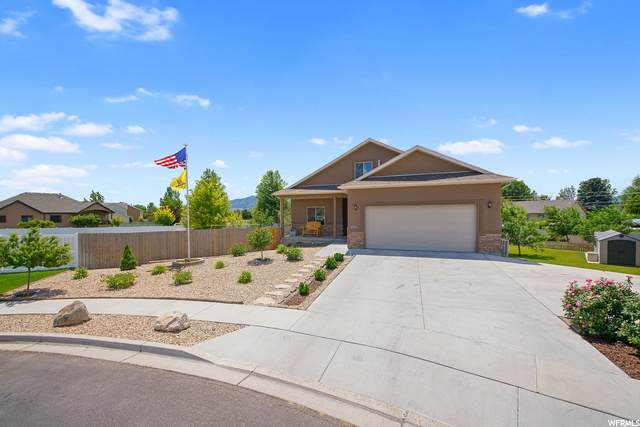 2247 W Pumpkin Patch Ln, Lehi, UT 84043 (#1682249) :: McKay Realty