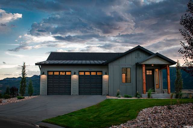 4843 E Paddleford Dr Lot 218, Eden, UT 84310 (#1682357) :: Berkshire Hathaway HomeServices Elite Real Estate