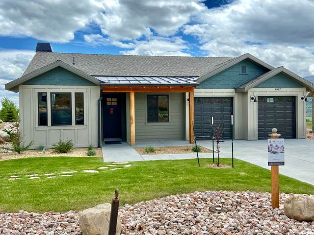 4825 E Paddleford Dr Lot 220, Eden, UT 84310 (#1682366) :: Berkshire Hathaway HomeServices Elite Real Estate